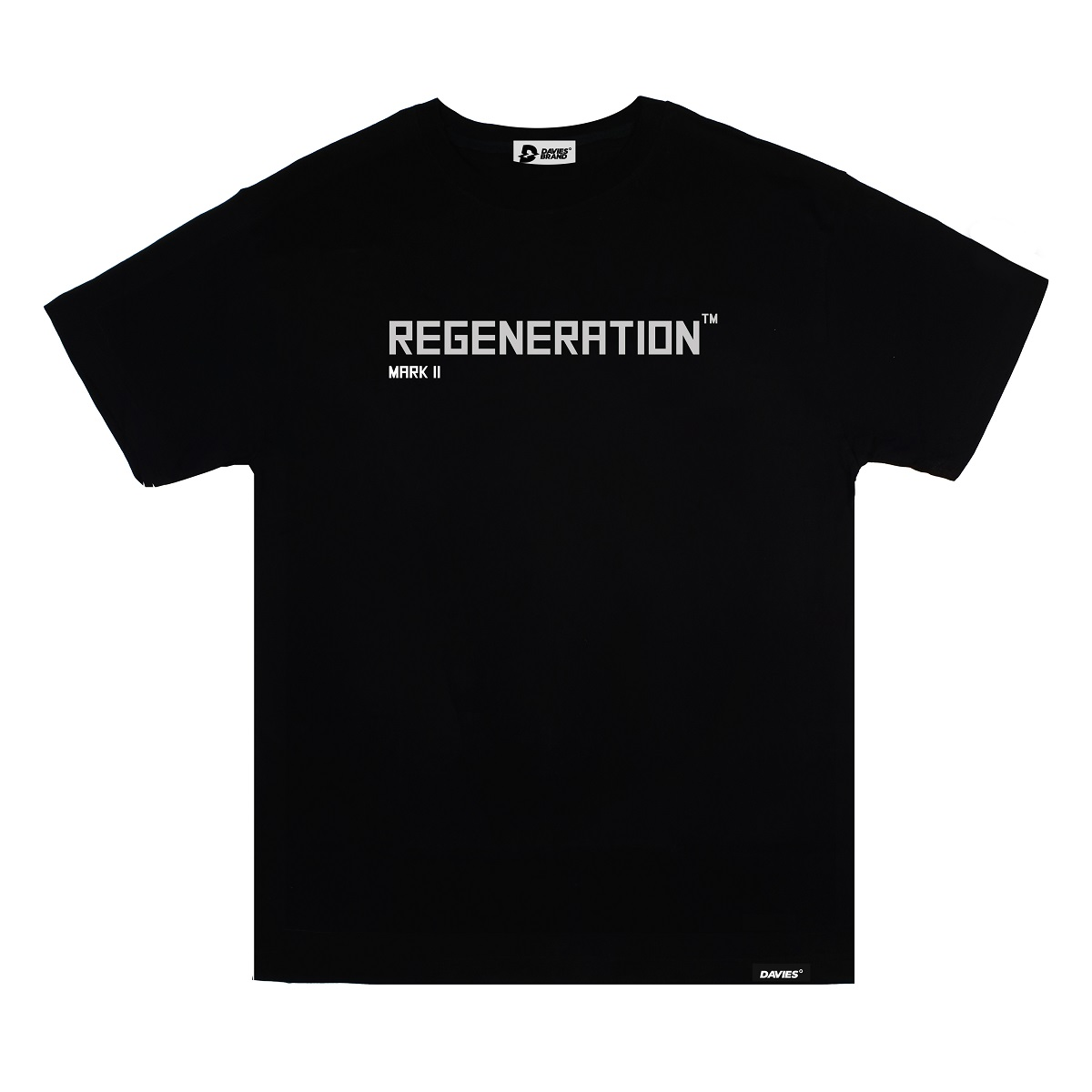 DSW Tee Regeneration Reflective-Black