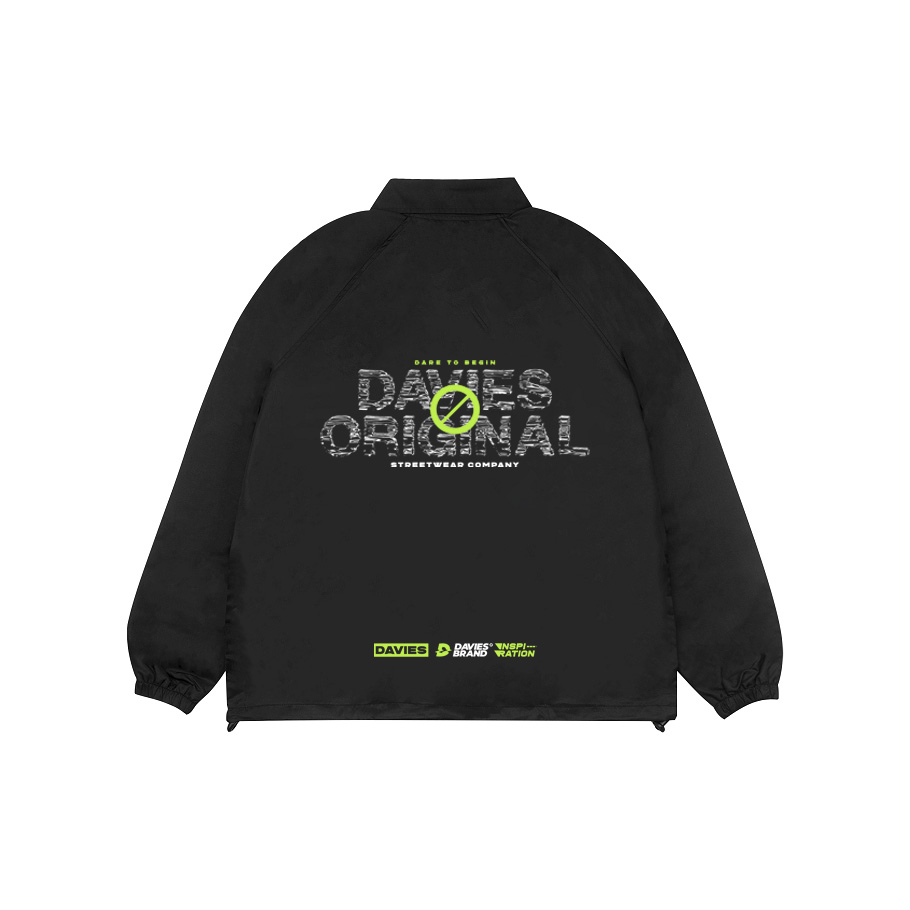 DSW Jacket No More