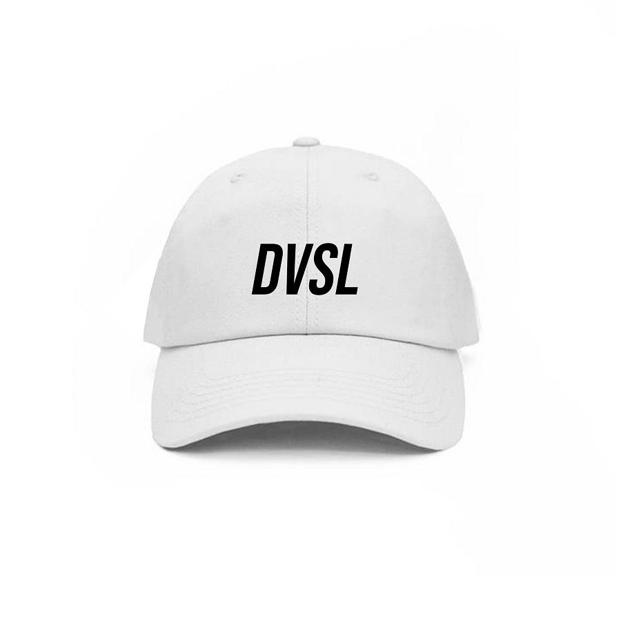 DVSL CAP - WHITE