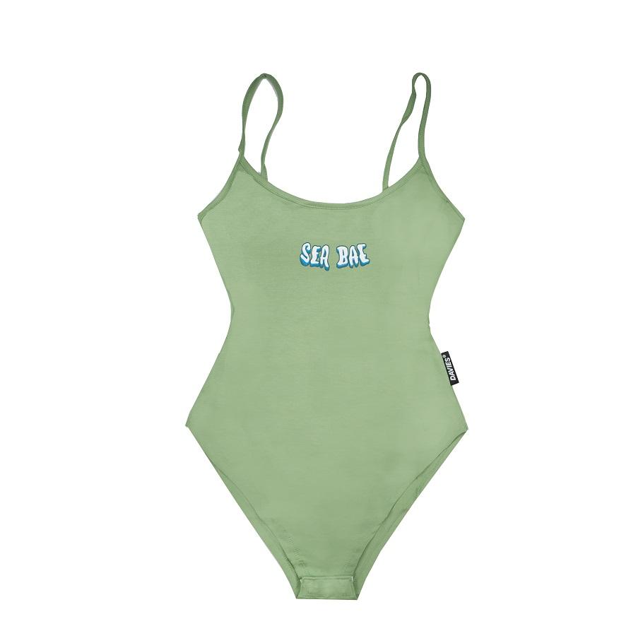 DSS Bodysuits Sea Bae-Green