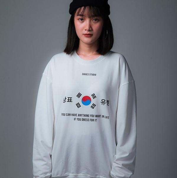 DSS SWEATER KOREA