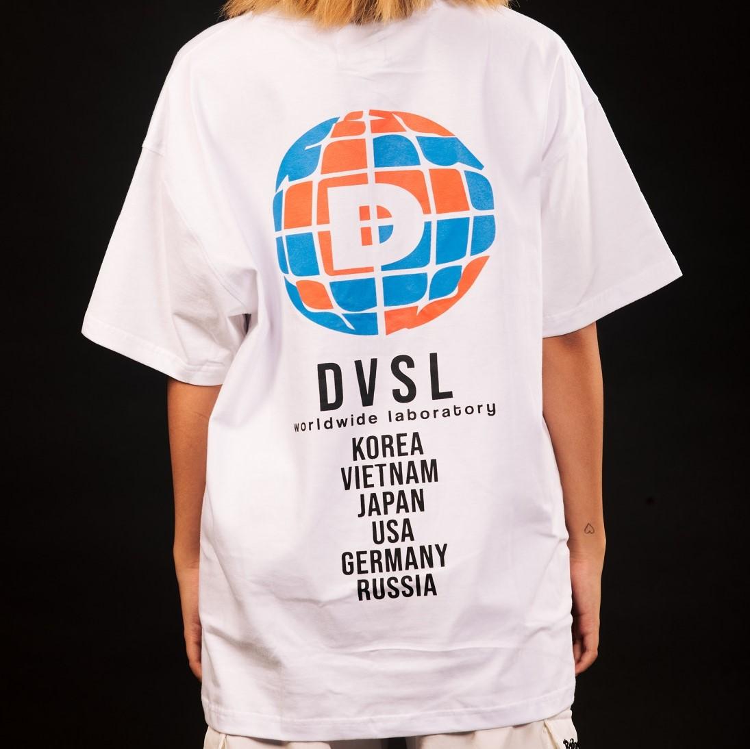 DVSL TEE WORLDWIDE
