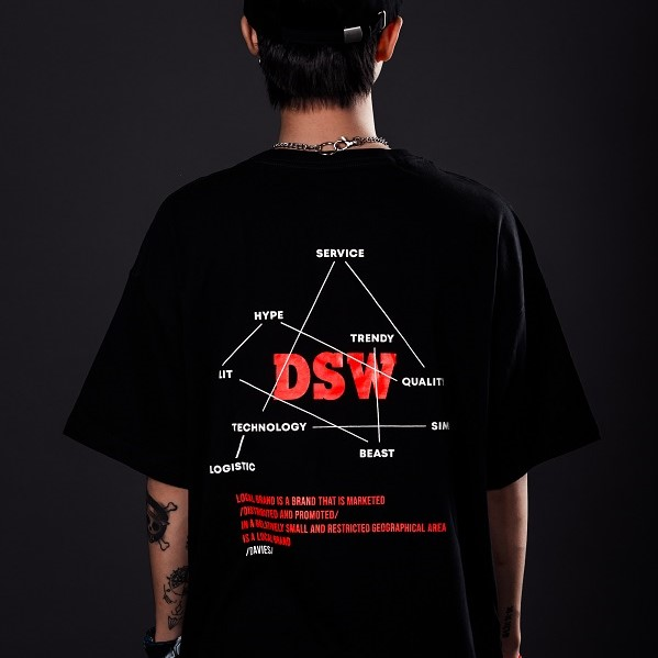 DSW TEE FORMATION 2
