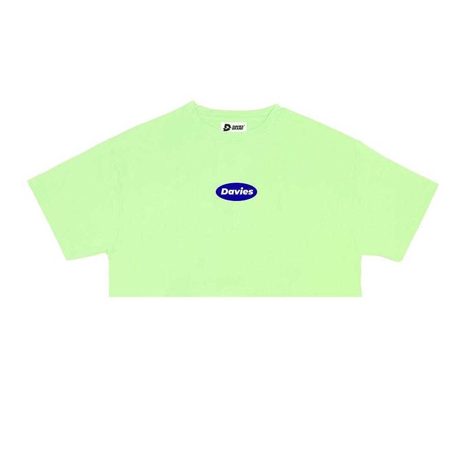 DSS Basic Croptop-Green