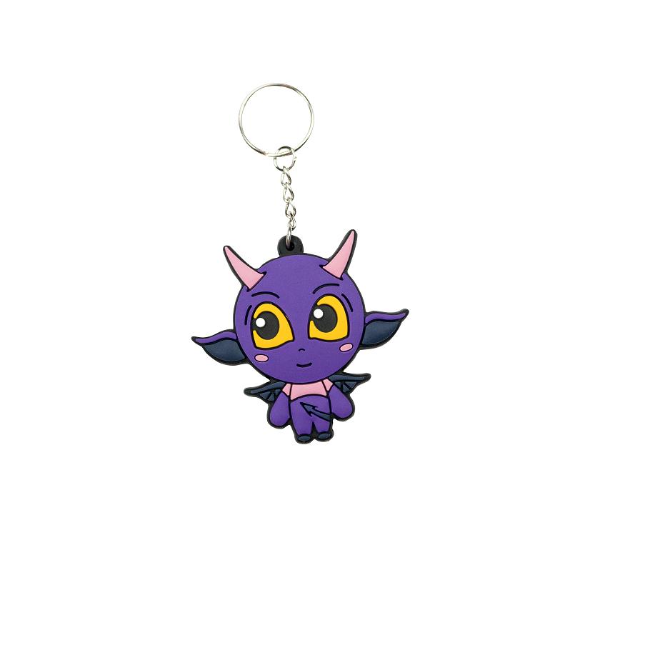 DSS Devil Keychain
