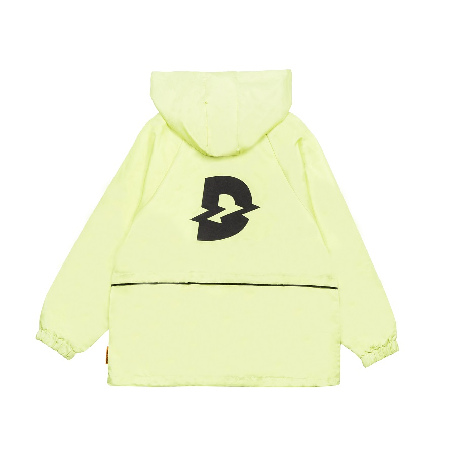 DSS Jacket Basic Logo-GREEN