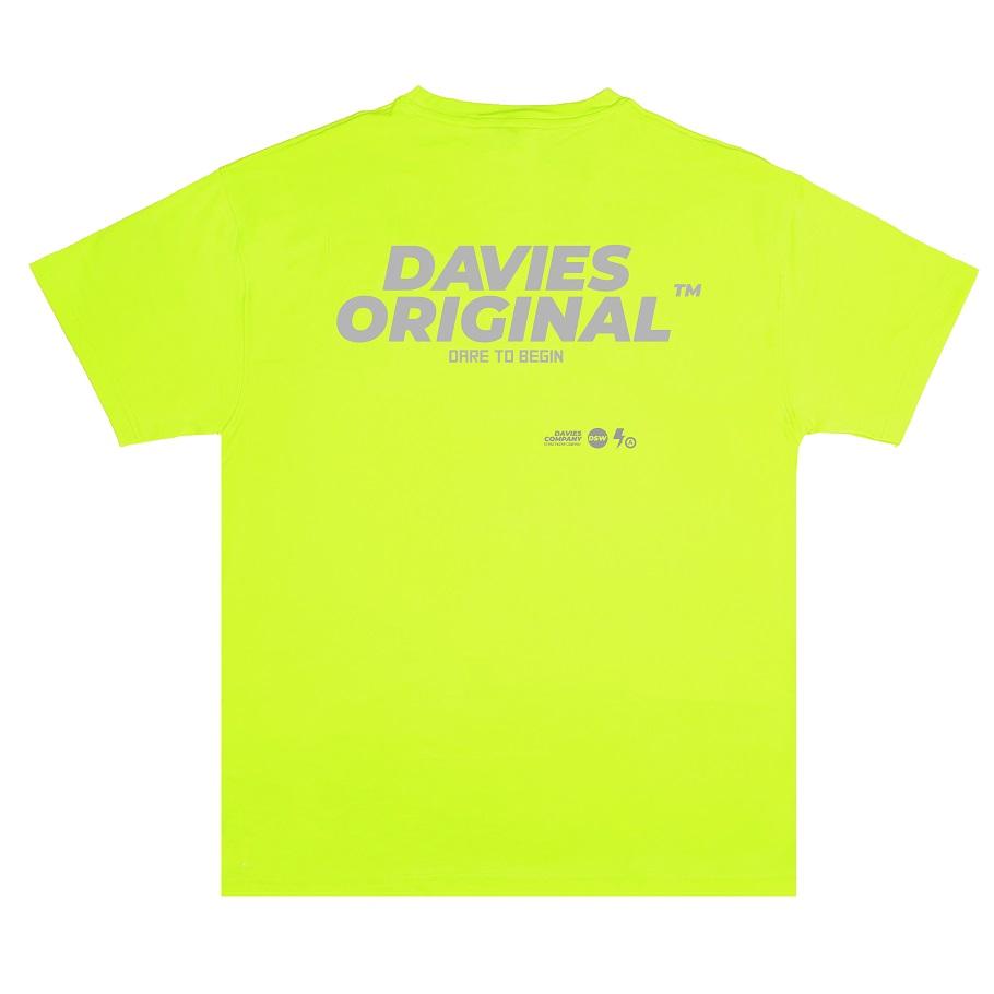 DSW Tee Original-Neon