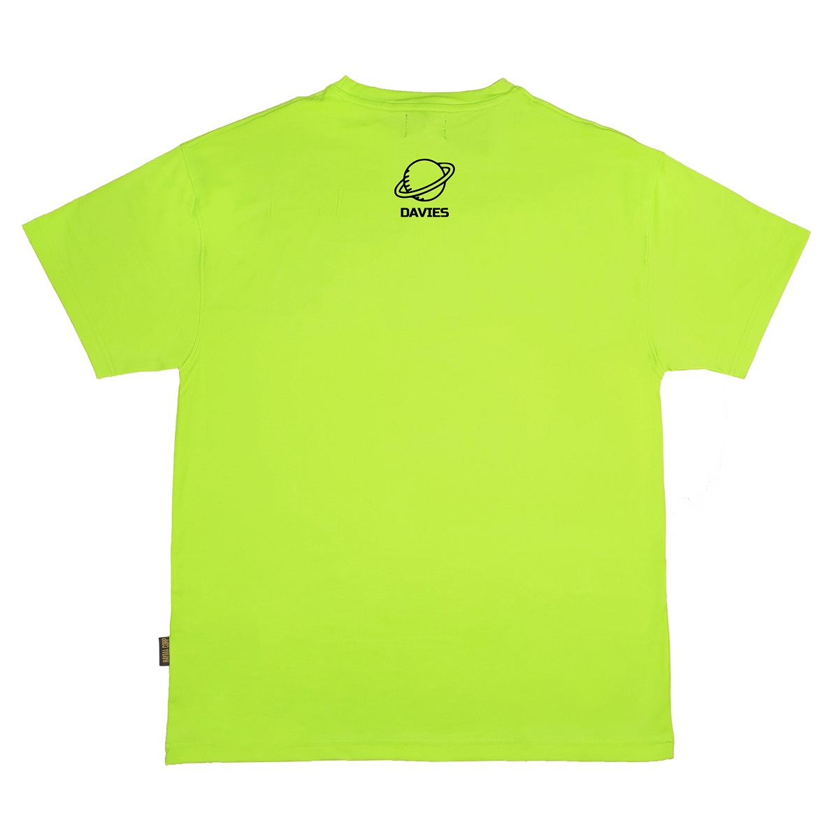 DSS Tee Davies Space - NEON