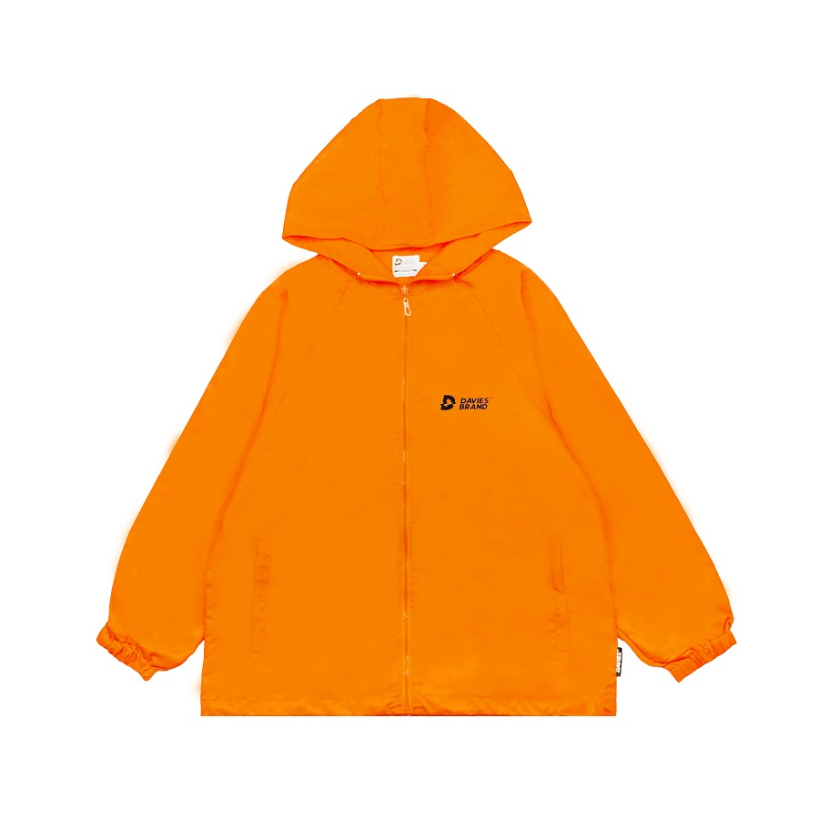 DSS Jacket Basic Logo-ORANGE