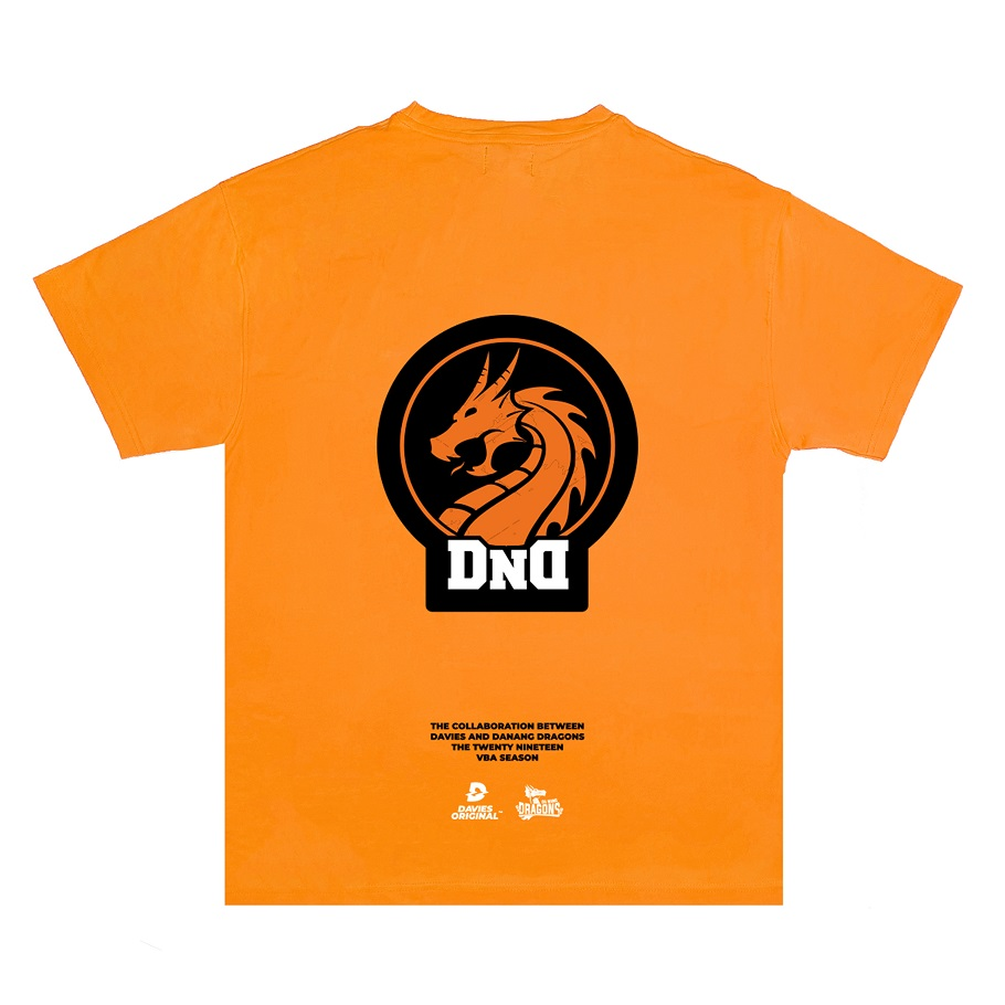 DSW Tee Danang Dragons-Orange