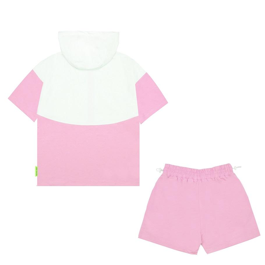 DSS Set Zipper Box-Pink