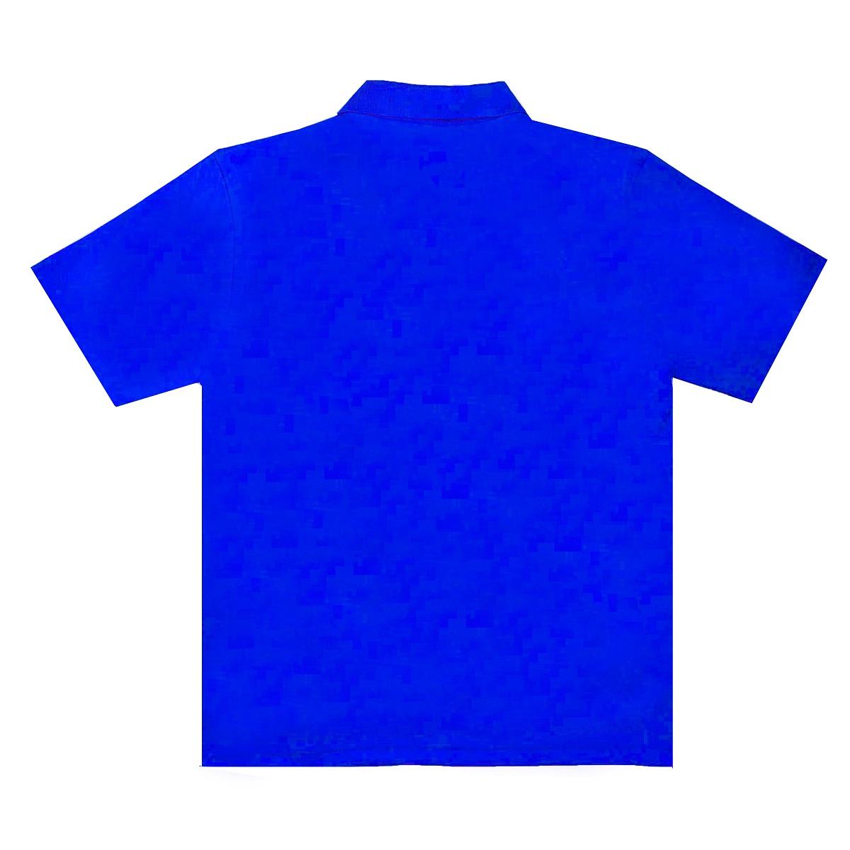 DSS Basic Polo D - BLUE