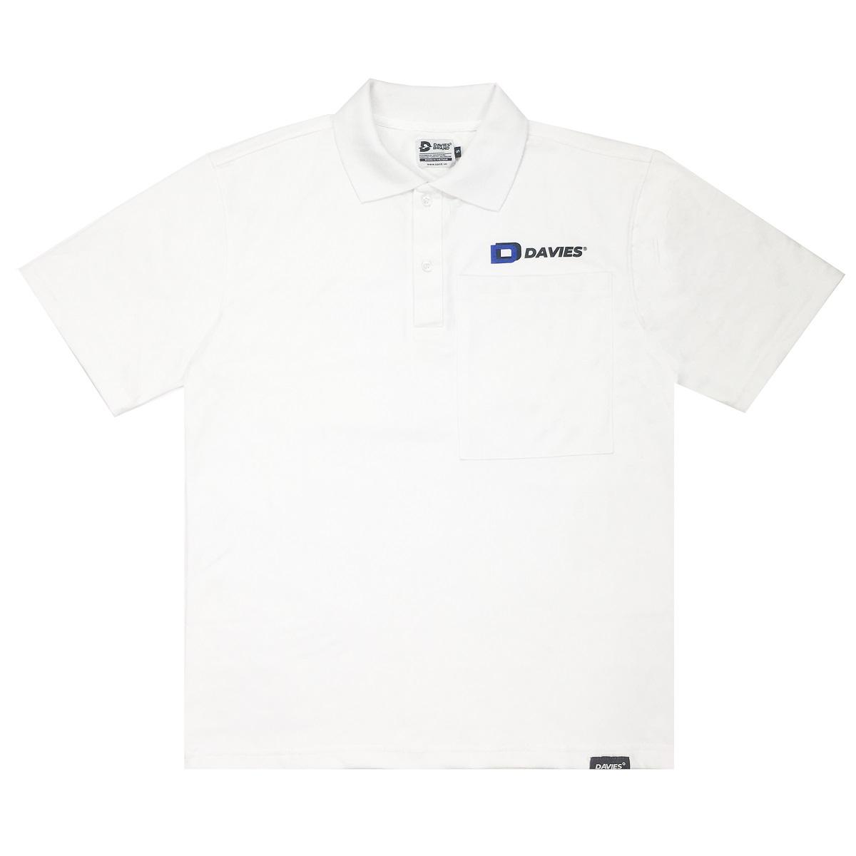 DSS Basic Polo D - WHITE