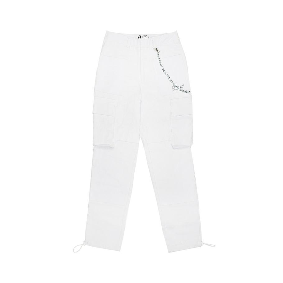 DSS Box Pant-White