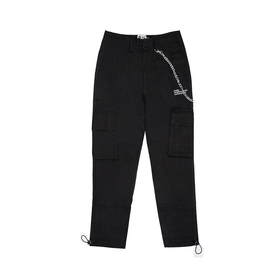 DSS Box Pant-Black