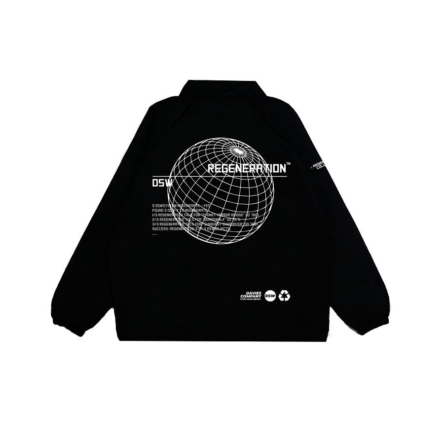 DSW Jacket Regeneration