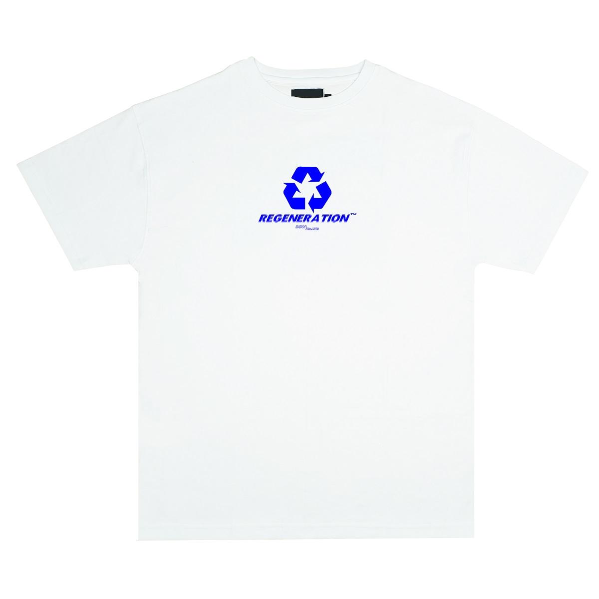 DSW TEE REGENERATION - WHITE