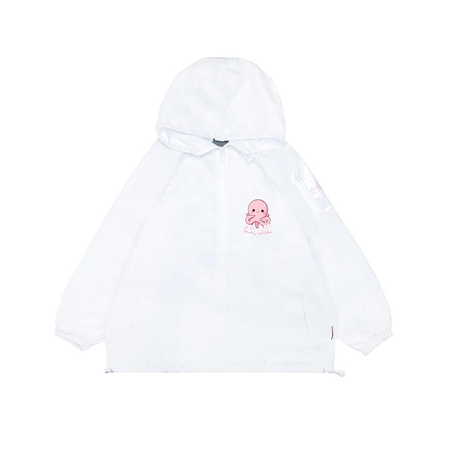 DSS Jacket Sea Bae-White