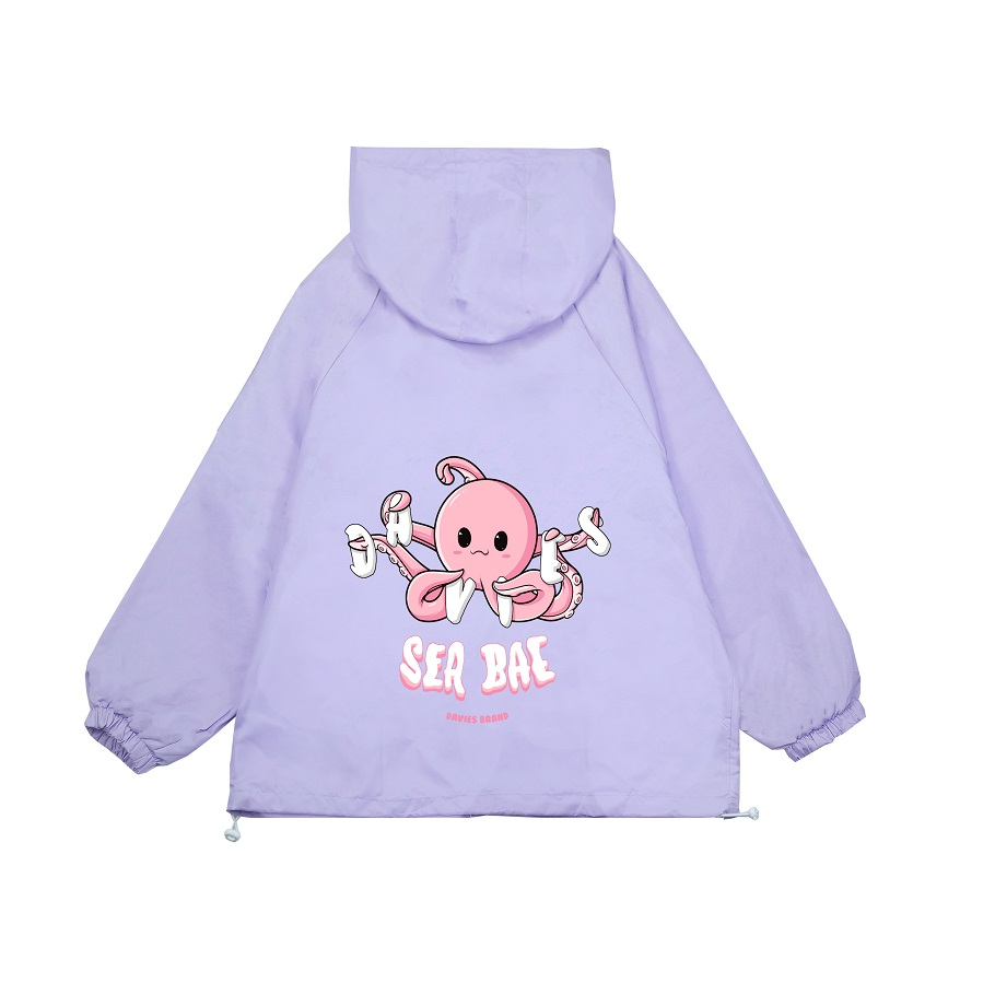 DSS Jacket Sea Bae-Violet