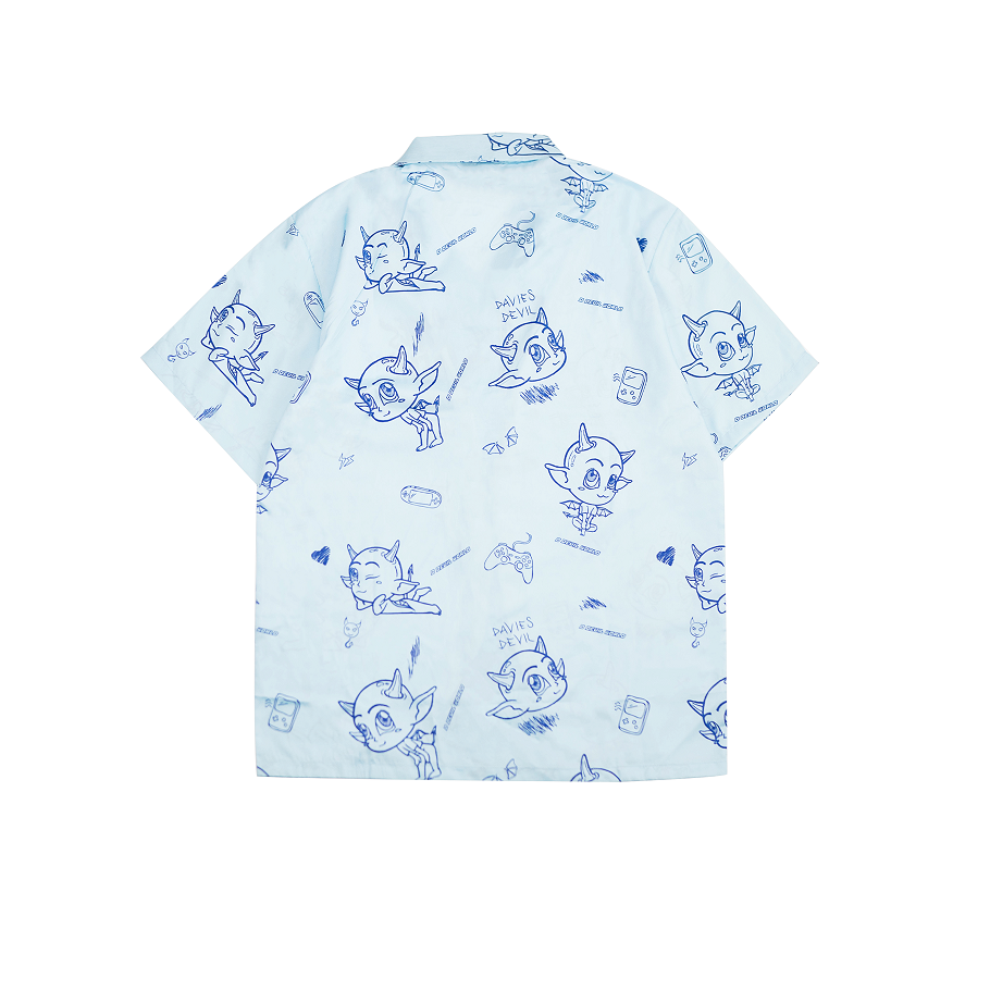 DSS Shirt D Devil SS2