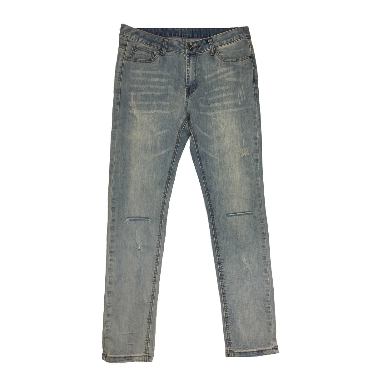 DVSL Jean One Line Grey