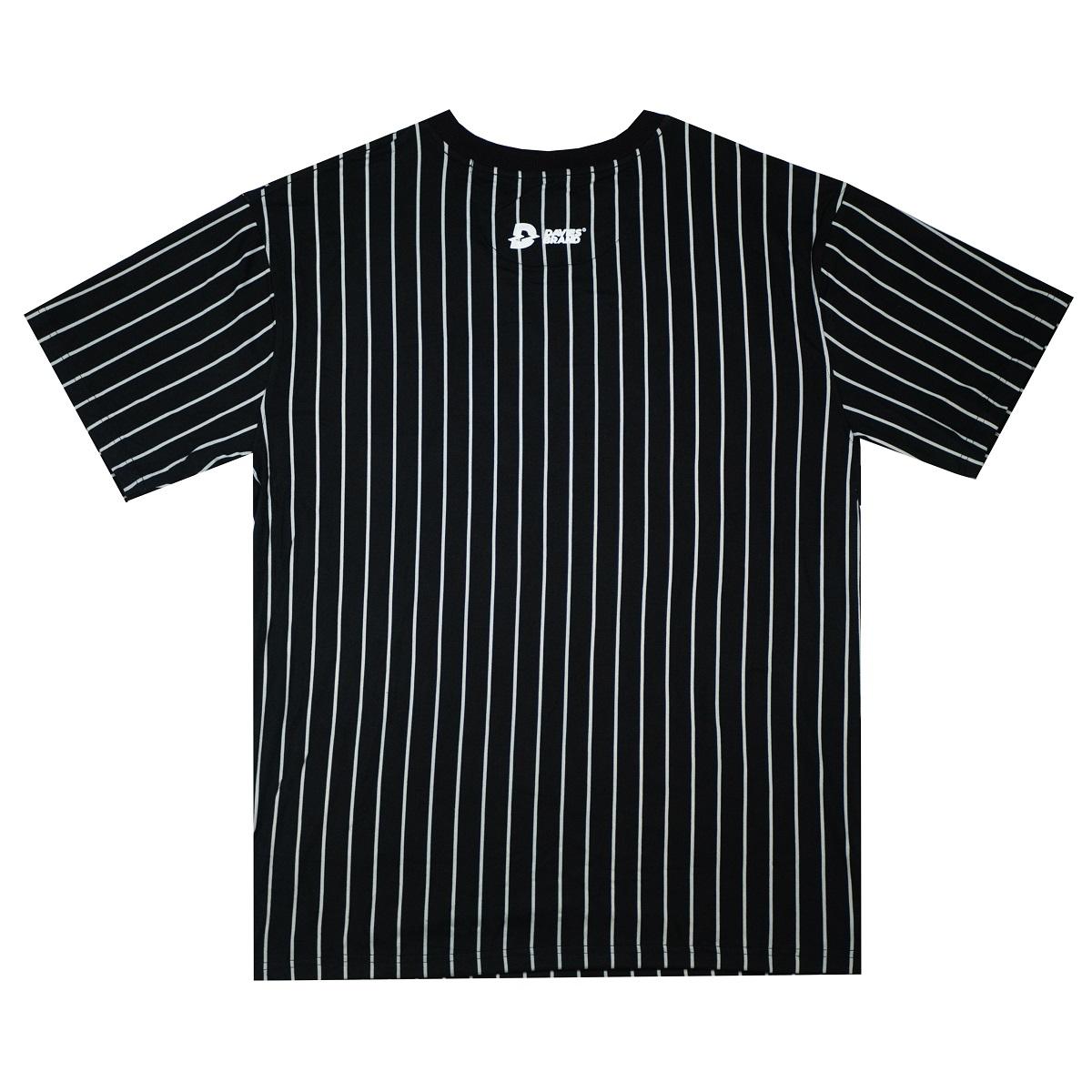 DSW Tee Striped Oversize