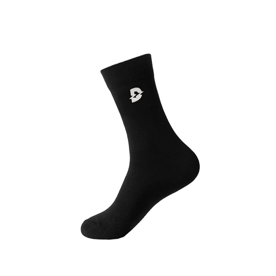 DSW Socks D Logo