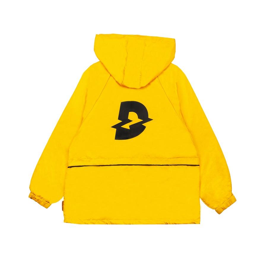 DSS Jacket Basic Logo-YELLOW