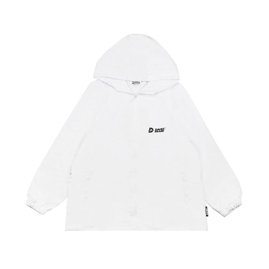 DSS Jacket Basic Logo-WHITE