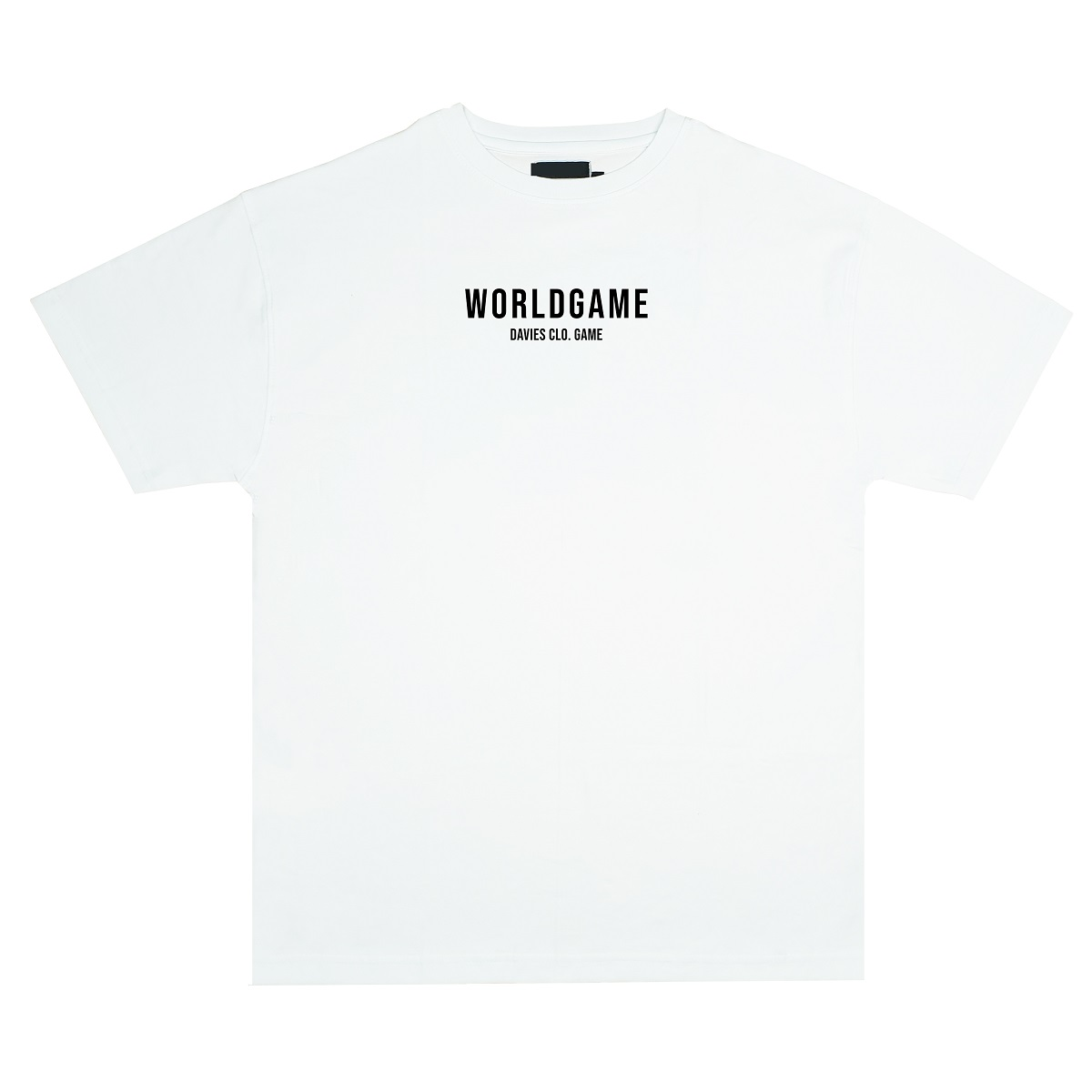 DSW Tee Worldgame - White