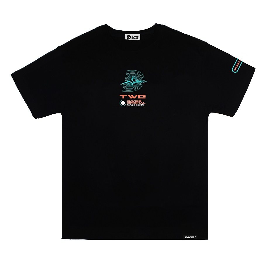 DSW Tee World Game Mark 2-Black