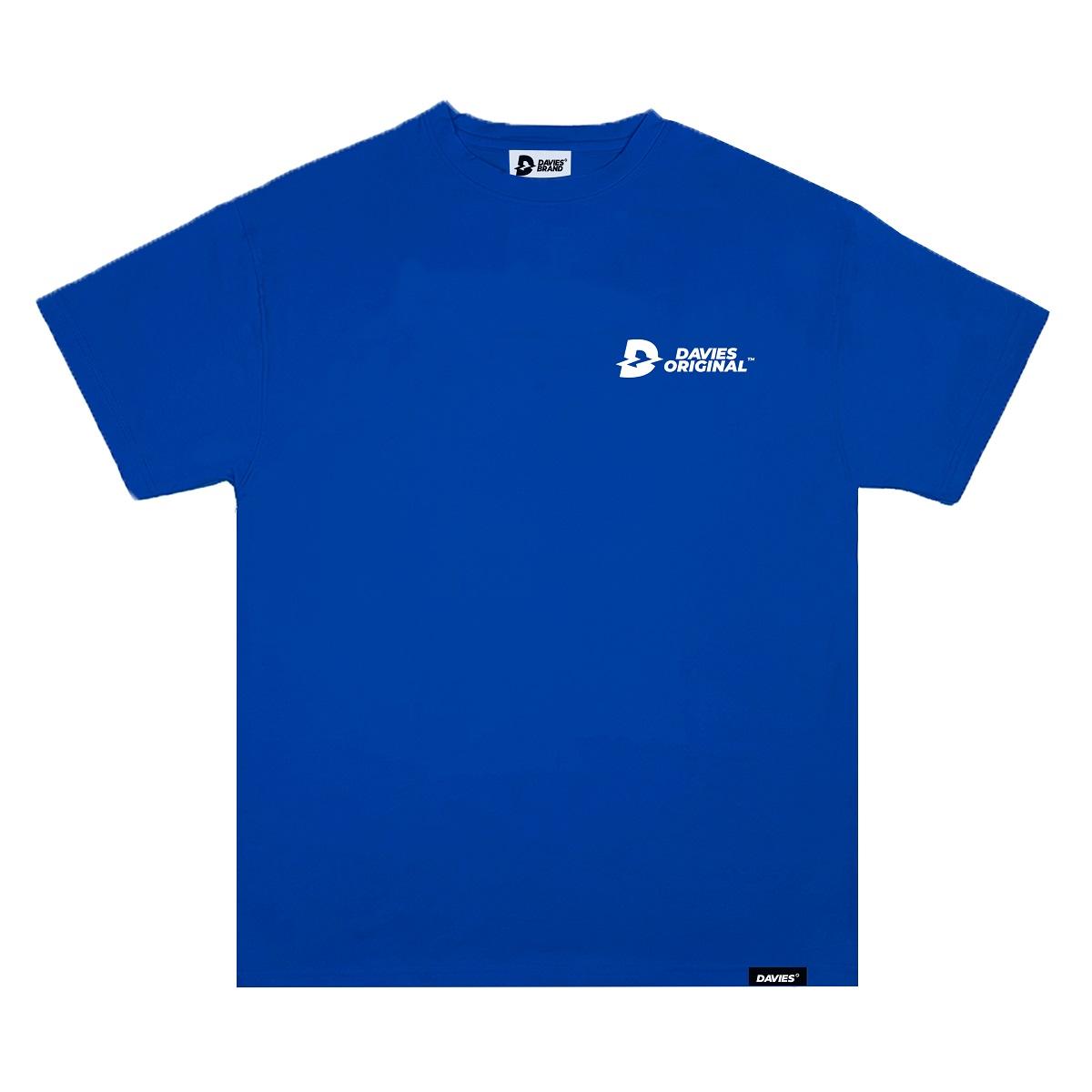 DSW Tee Basic New Logo-Blue