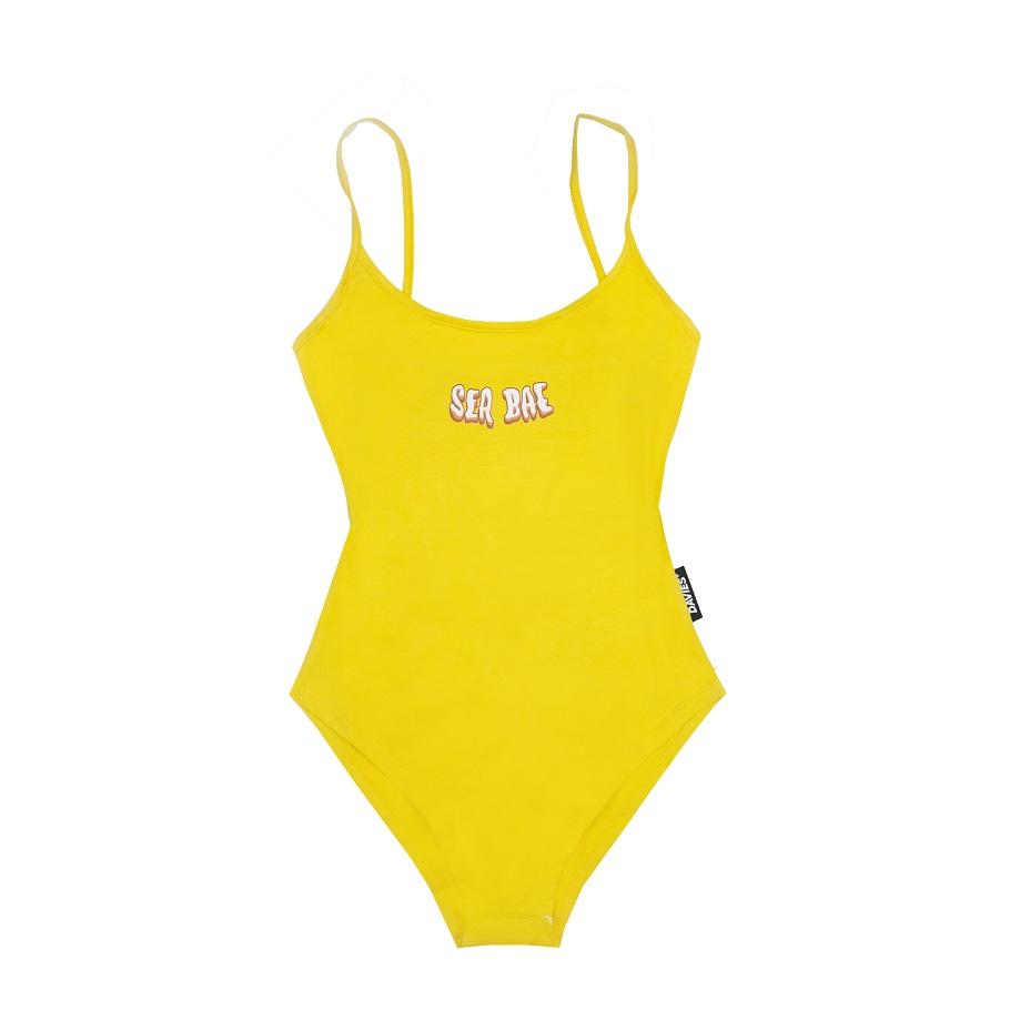 DSS Bodysuits Sea Bae-Yellow