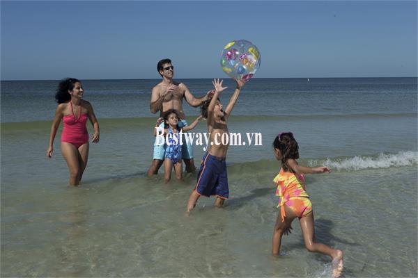 Bóng bãi biển cho bé 31001