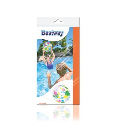 Bóng bãi biển Bestway 31036 đường kính 51 cm