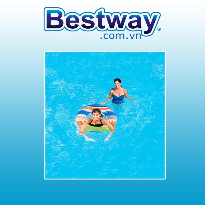Phao bơi tròn 91cm Bestway 36010