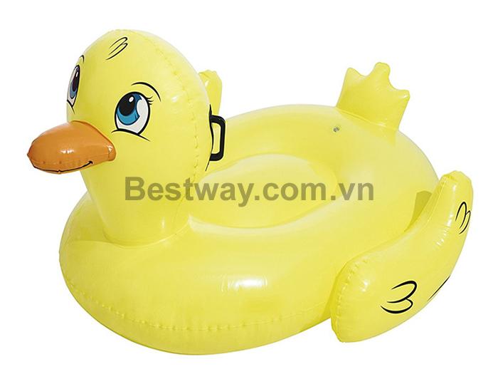 Phao bơi vịt vàng 41102