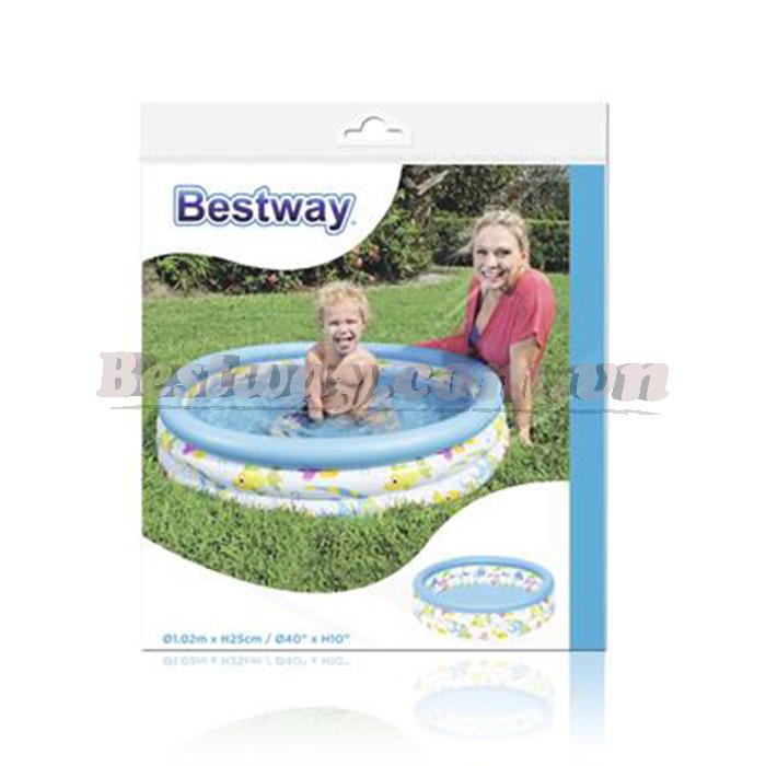 Bể phao bestway 51008