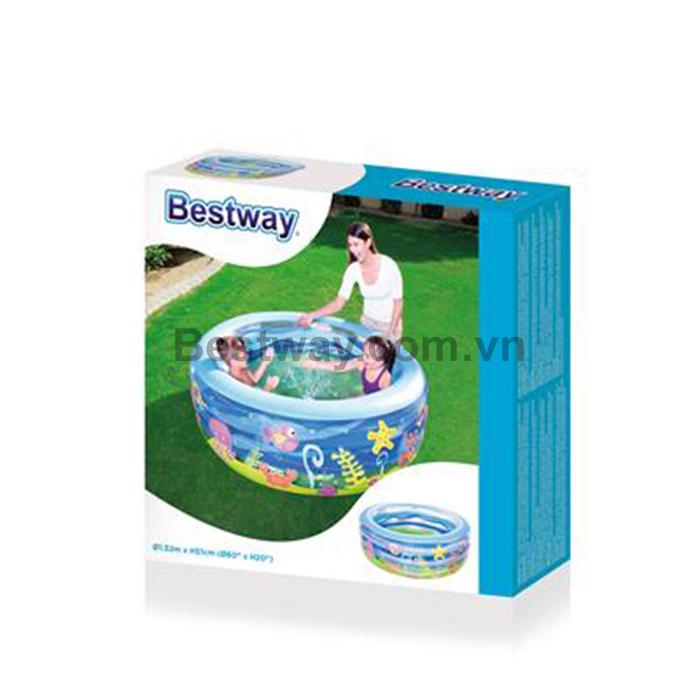 Bể phao bestway 51028