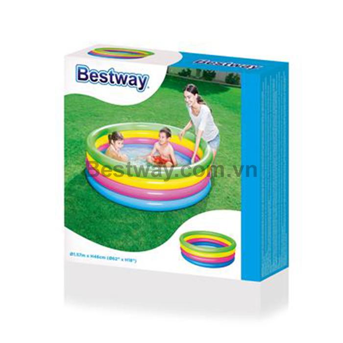 Bể phao Bestway 51117