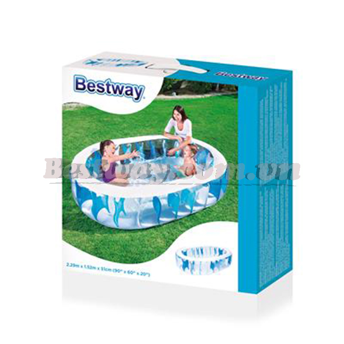 Bể phao Bestway cho bé - 54066