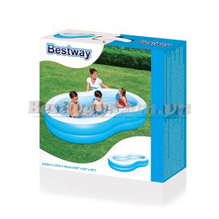 Bể phao Bestway cho bé 54117