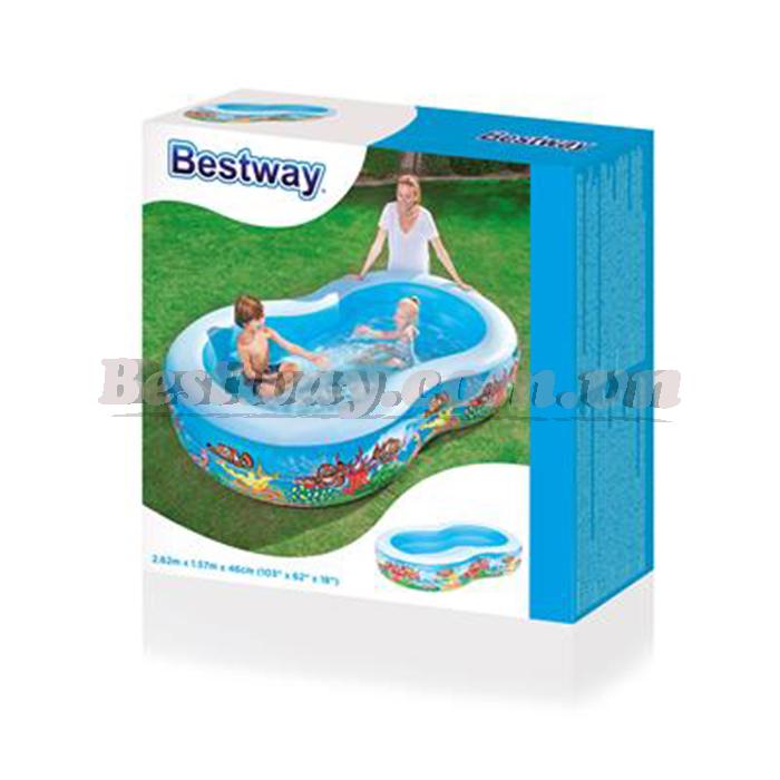 Bể phao Bestway cho bé - 54118