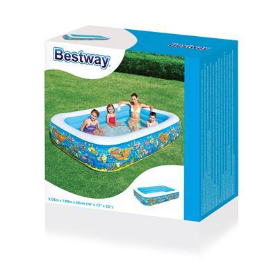 Bể phao Bestway 54121 (tặng bơm)
