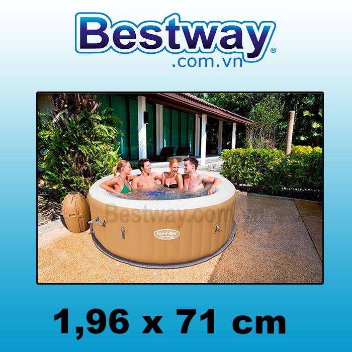 Bể Massage Bestway Lay-Z-Spa 54129