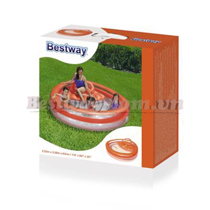 Bể phao Bestway 54158 ( Tặng bơm điện)