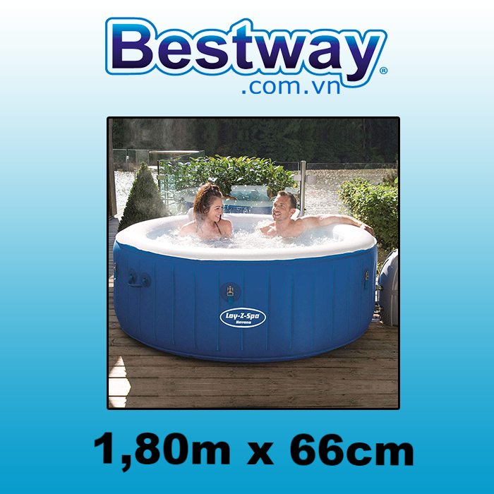 Bể Massage Bestway Lay-Z-Spa 54171