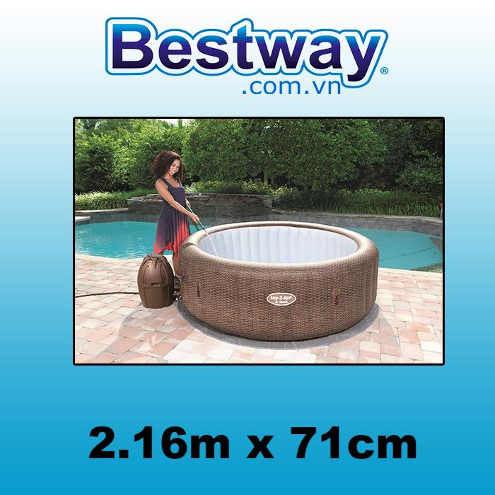 Bể Massage Bestway Lay-Z-Spa 54175