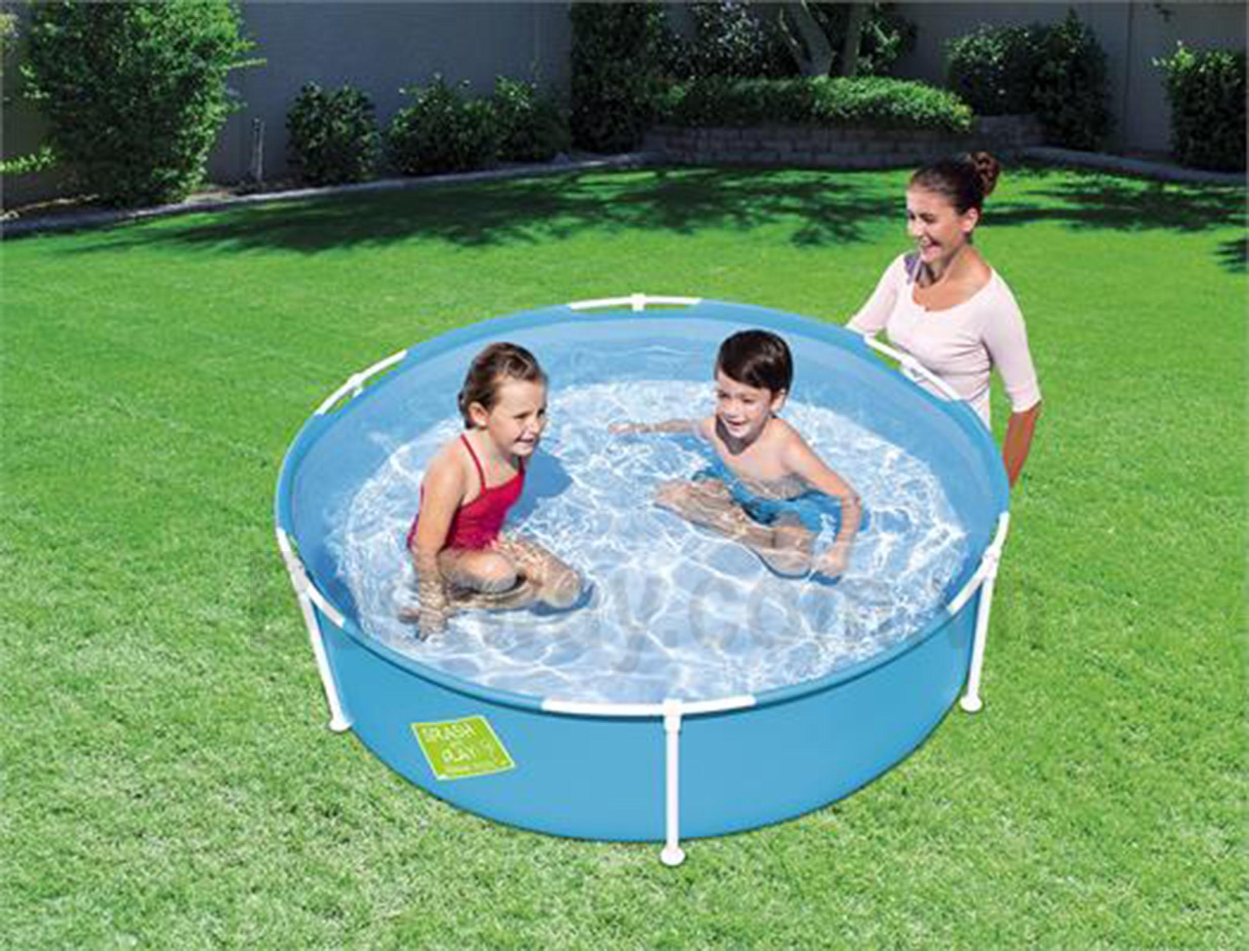 Bể bơi khung kim loại 56283