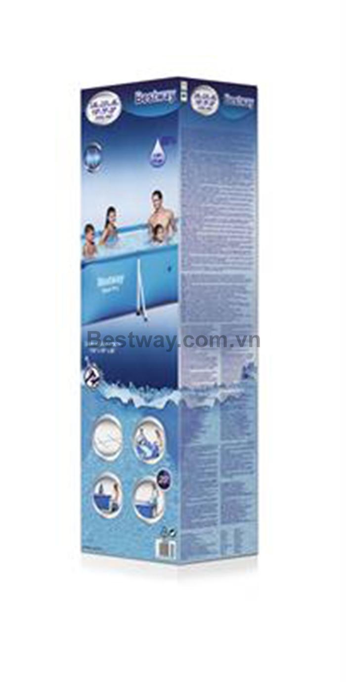 Bể Bơi56404  kích thước 3.00m x 2.01m x 66cm